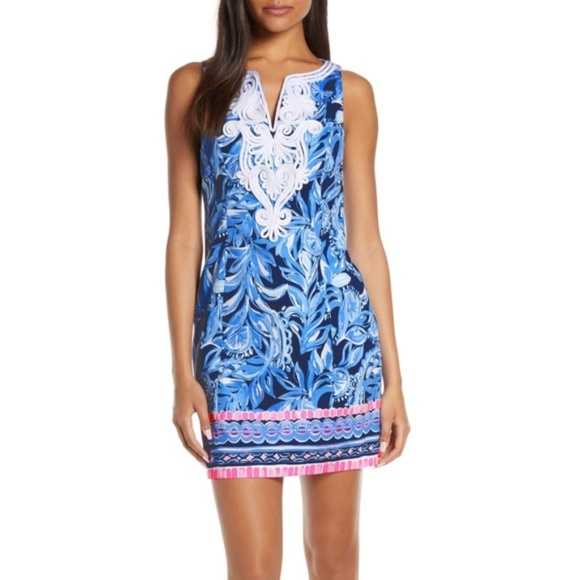 Lilly Pulitzer Dresses & Skirts - NWT Lilly Pulitzer Gabby Stretch Shift